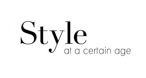 STYLE AT A CERTAIN AGE LOGO